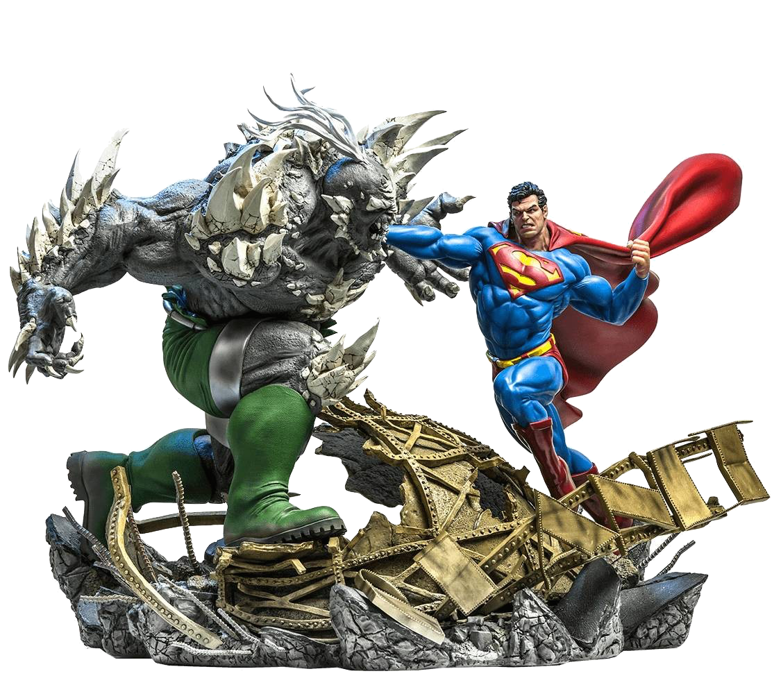 iron-studios-dc-superman-vs-doomsday-diorama