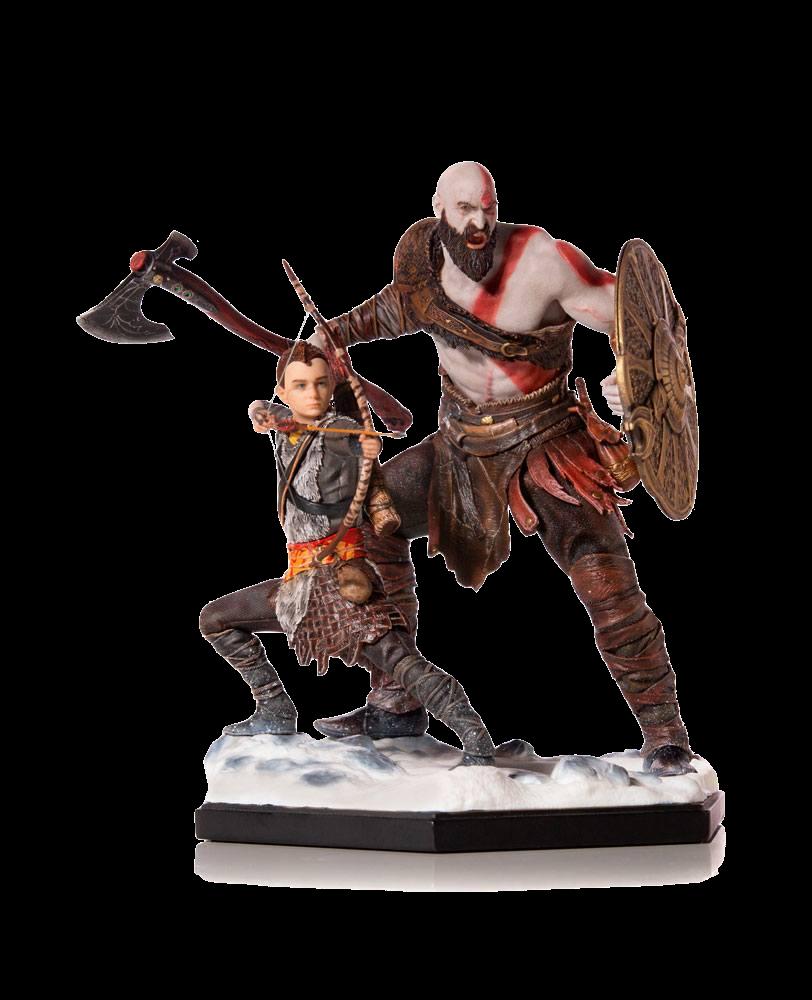 iron-studios-god-of-war-kratos-&-atreus-deluxe-1:10-statue-toyslife