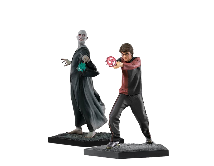 iron-studios-harry-potter-voldermort-harry-potter-1:10-statue-toyslife