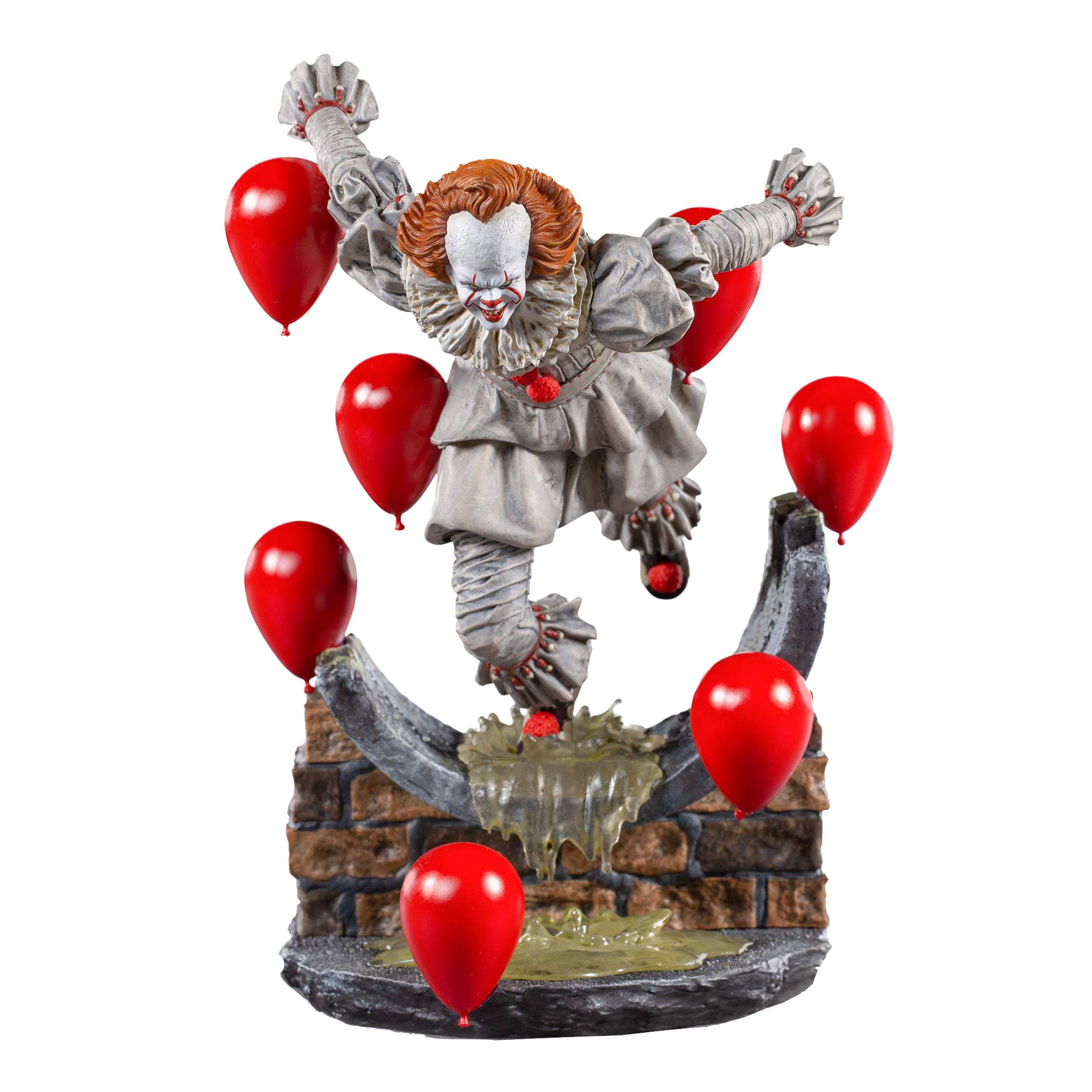 iron-studios-it-chapter-2-pennywise-1:10-deluxe-statue-toyslife