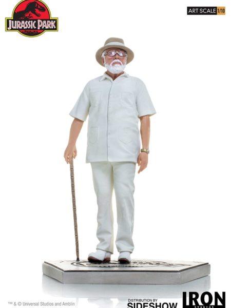 iron-studios-jurassic-park-john-hammond-1:10-statue-toyslife-icon