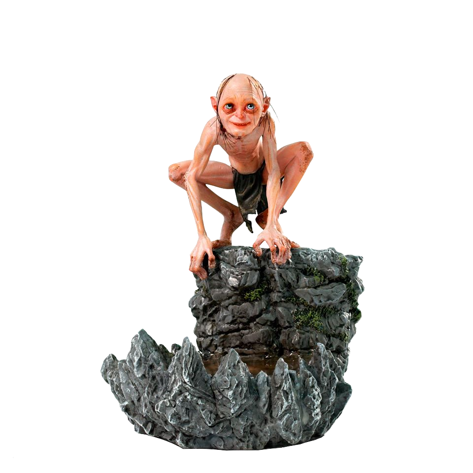 iron-studios-lord-of-the-rings-gollum-1:10-deluxe-statue-toyslife