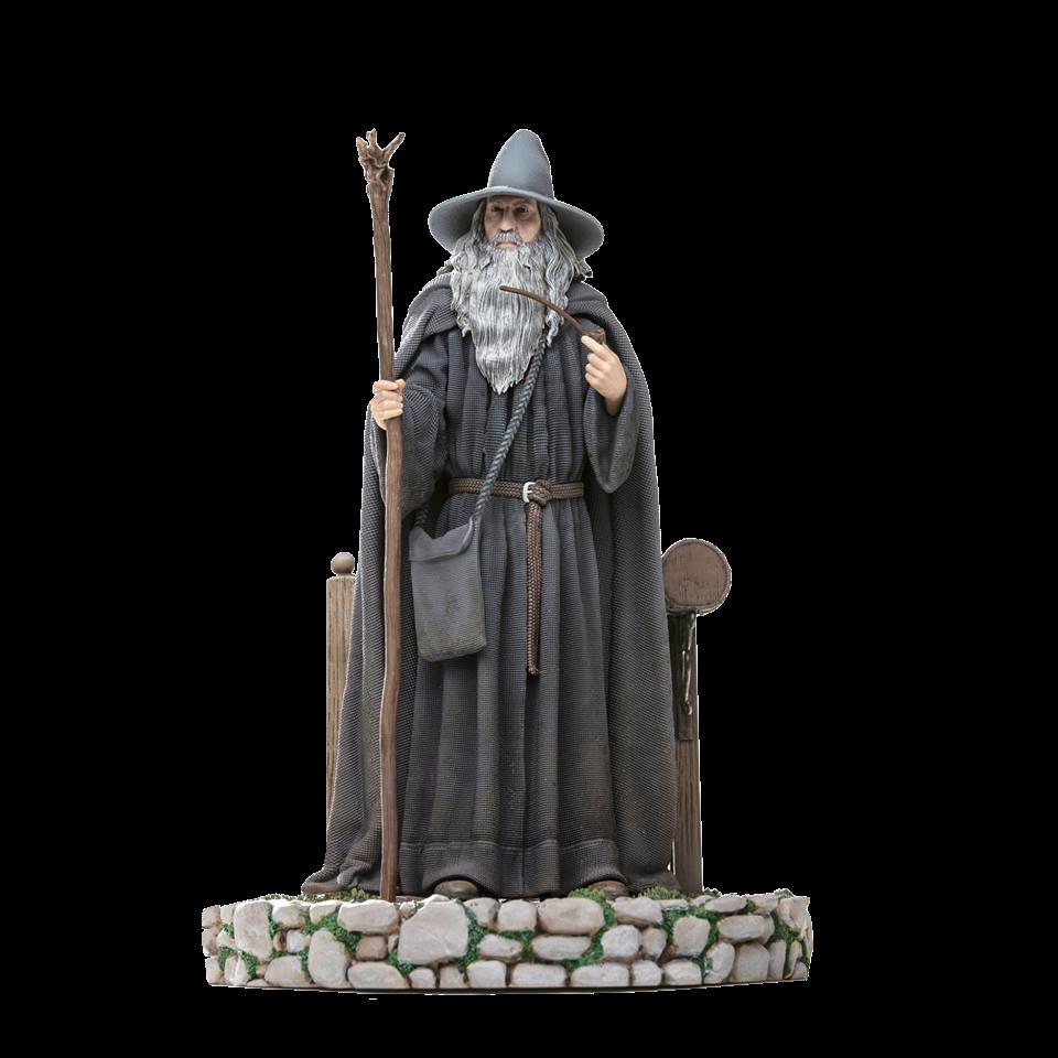 iron-studios-lotr-gandalf-deluxe-1:10-statue-toyslife