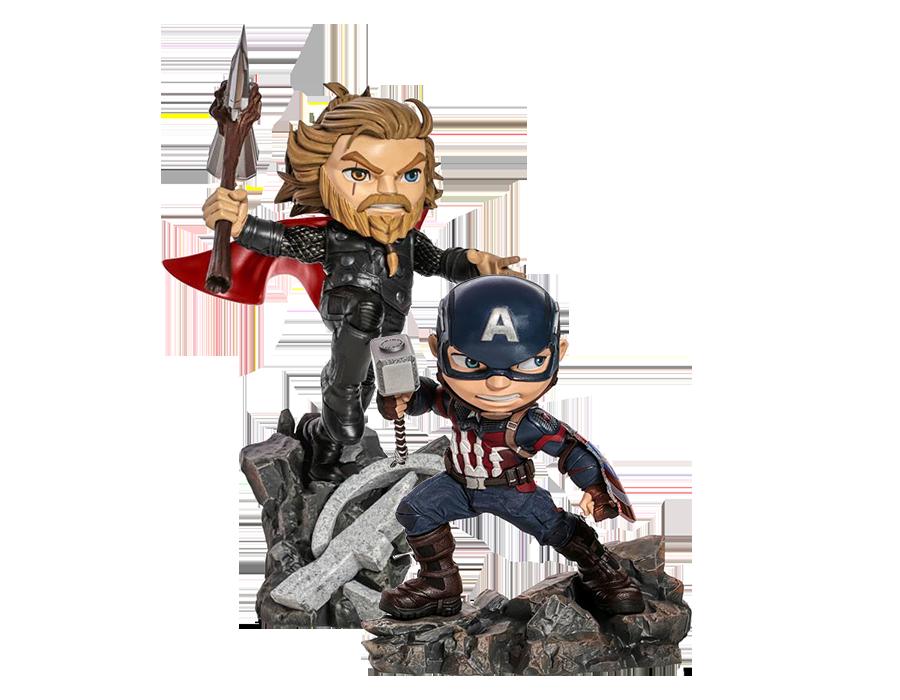 iron-studios-marvel-avengers-endgame-captain-america-and-thor-minico-pvc-statue-toyslife