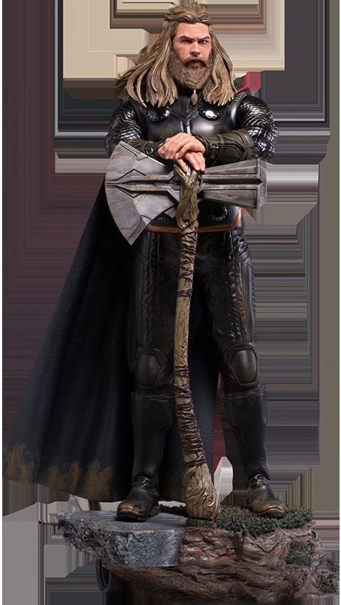 iron-studios-marvel-avengers-endgame-thor-1:4-statue-toyslife