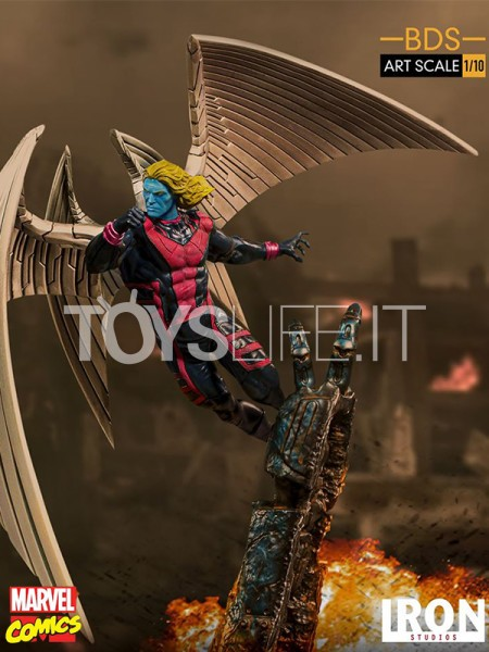iron-studios-marvel-comics-x-men-archangel-1:10-statue-toyslife-icon