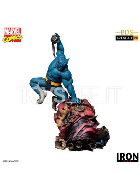 iron-studios-marvel-comics-x-men-beast-1:10-statue-toyslife-icon