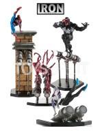 iron-studios-marvel-diorama-spiderman-venom-carnage-spider-gwen-toyslife-icon.