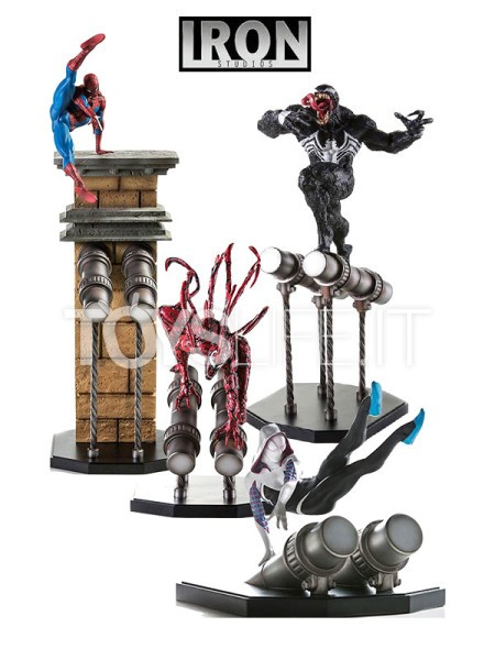iron-studios-marvel-diorama-spiderman-venom-carnage-spider-gwen-toyslife-icon.