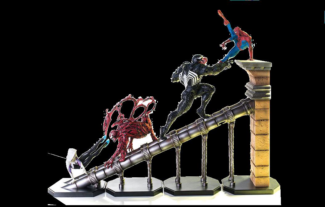 iron-studios-marvel-diorama-spiderman-venom-carnage-spider-gwen-toyslife