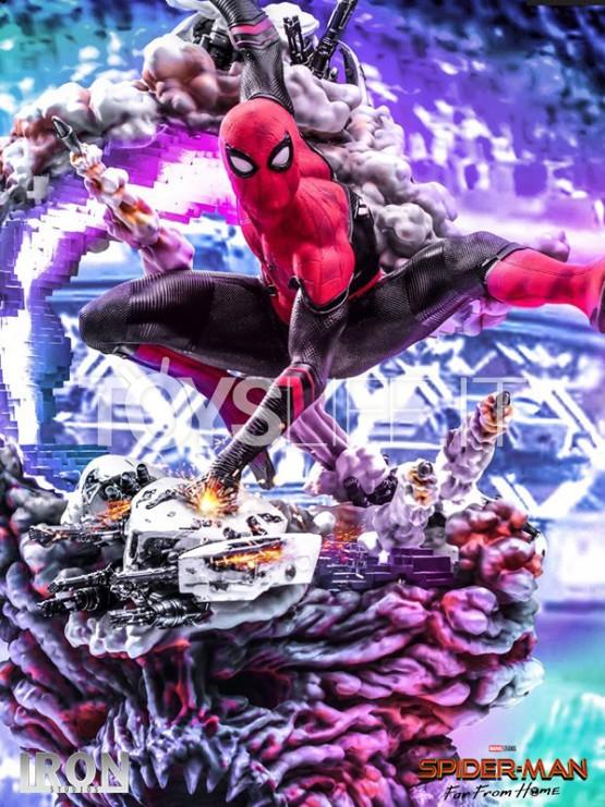 iron-studios-marvel-spiderman-far-from-home-spiderman-1:4-statue-toyslife-icon