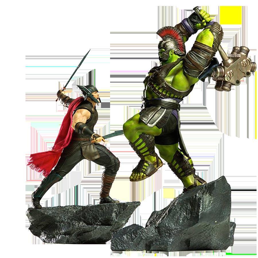 iron-studios-thor-ragnarok-battle-diorama-hulk-gladiator-statue-toyslife