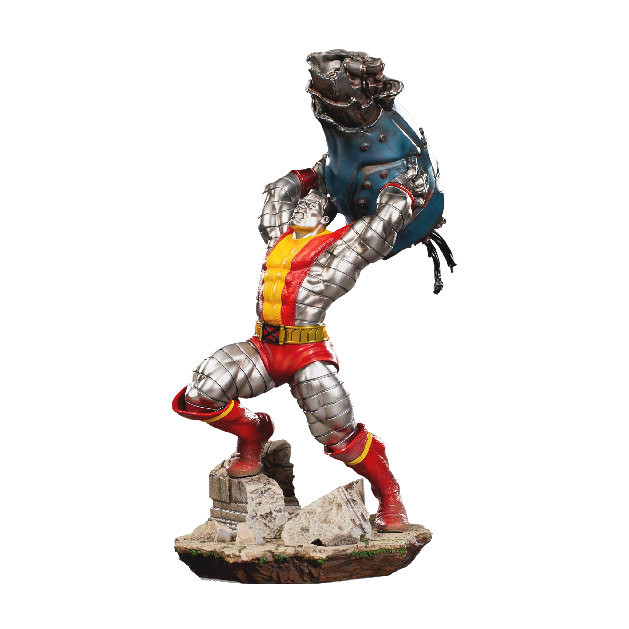 iron-studios-x-men-colossus-1:10-statue-toyslife