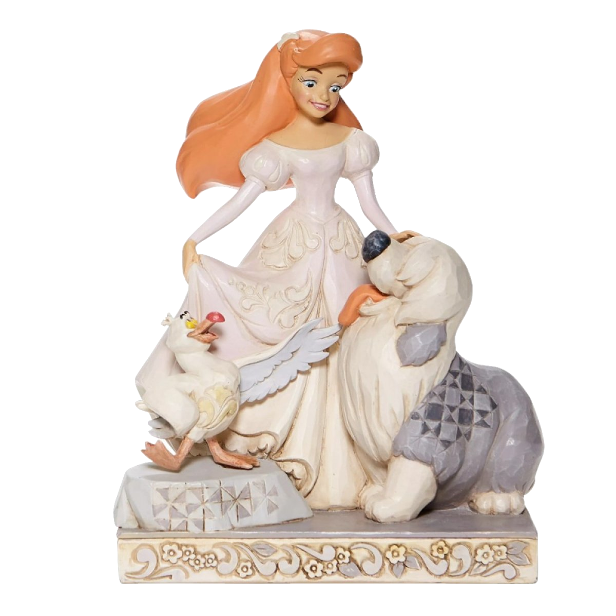 jim-shore-disney-traditions-2020-the-little-mermaid-ariel-white-woodland-toyslife