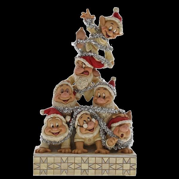 jim-shore-disney-traditions-christmas-seven-dwarfs-pyramid-toyslife