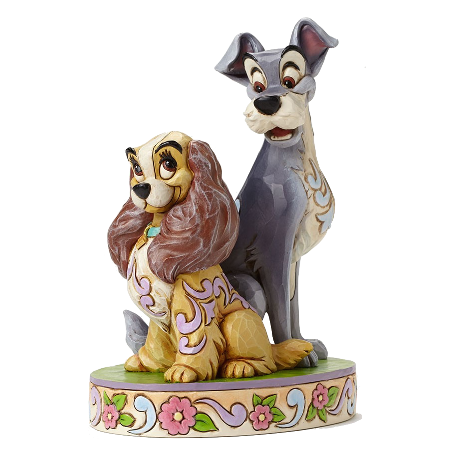 jim-shore-disney-traditions-lady-and-the-tramp-60th-anniversary-toyslife