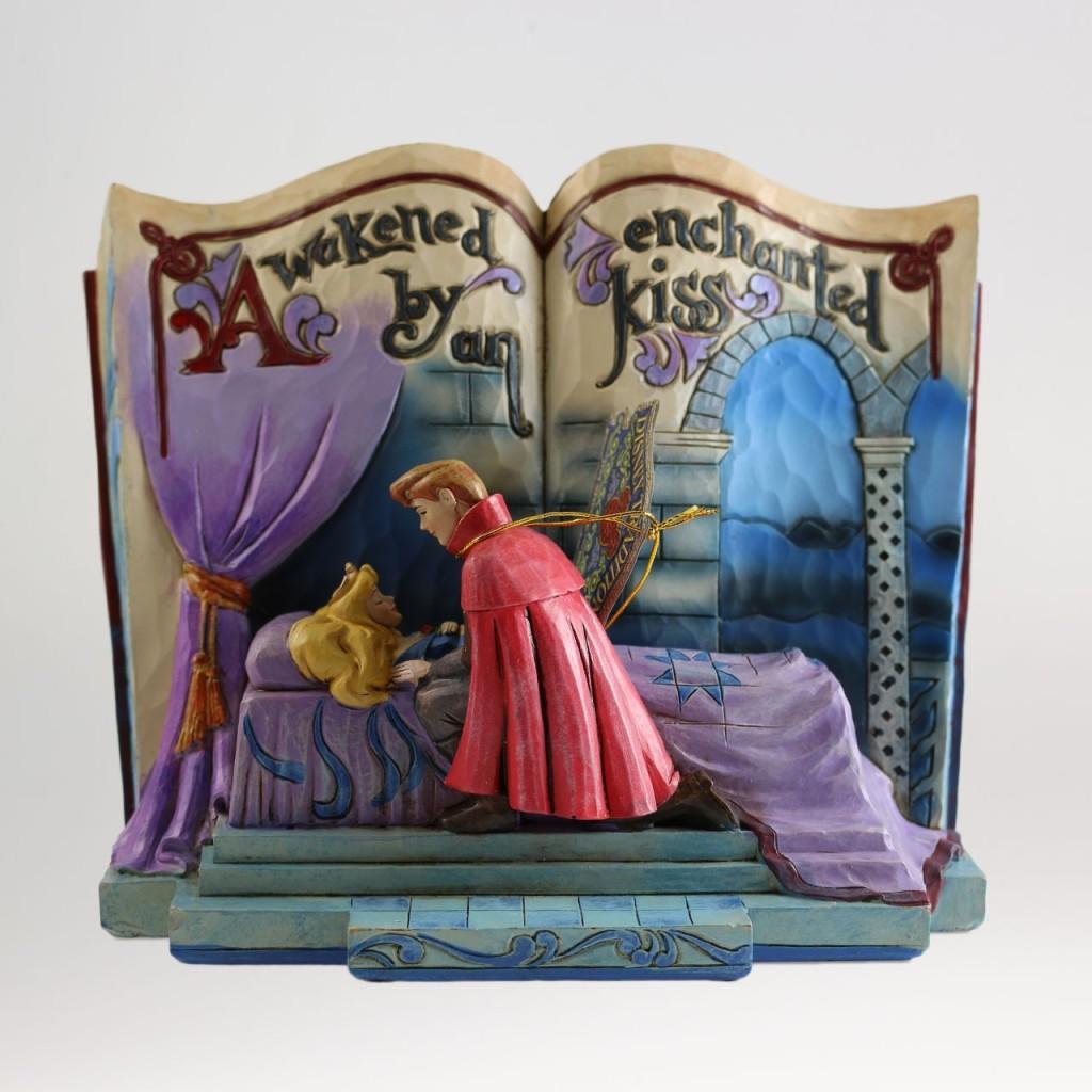 Jim Shore Disney Traditions Sleeping Beauty Storybook La