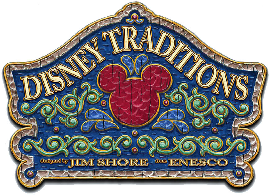 jim shore disney traditions
