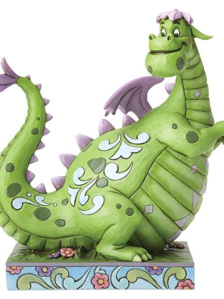 jim-shore-disney-tradtions-pete's-dragon-a-boy's-best-friend-toyslife-icon