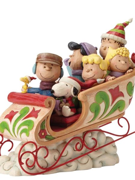 jim-shore-peanuts-charlie-brown-and-snoopy-gang-christmas-sleigh-toyslife-icon