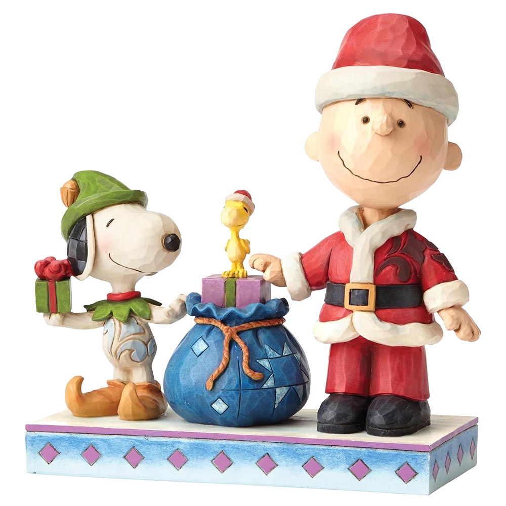jim-shore-peanuts-holiday-helpers-charlie-brown-and-snoopy-toyslife