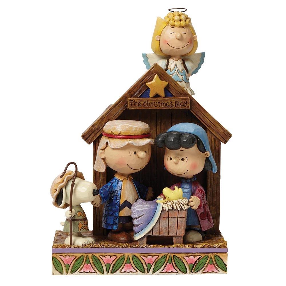 jim-shore-peanuts-the-christmas-play-toyslife