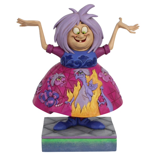 jims-shore.disney-traditions-the-world-in-the-stone-madam-mim-toyslife