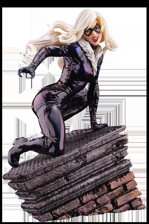 kotobukiya-marvel-black-cat-artfx-premier-pvc-1:10-statue-toyslife