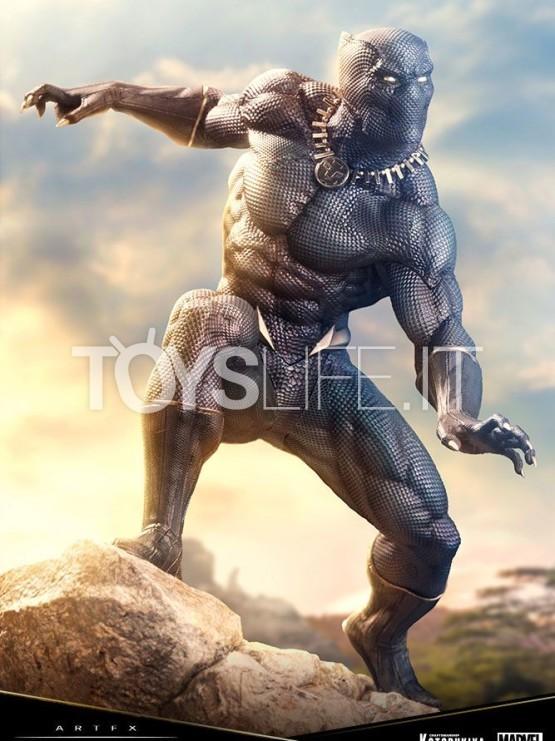kotobukiya-marvel-comics-black-panther-premier-artifx-1:10-pvc-statue-toyslife-icon