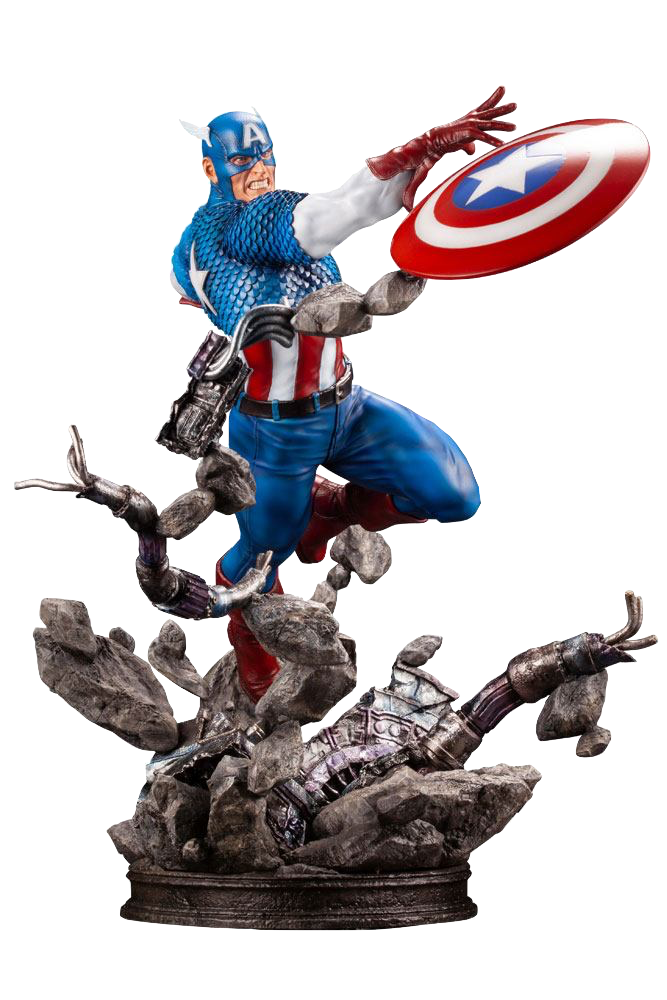 kotobukiya-marvel-comics-captain-america-1:6-fine-art-statue-toyslife