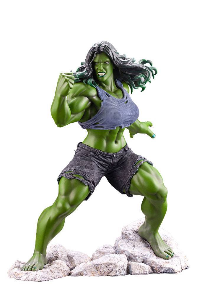 kotobukiya-marvel-comics-she-hulk-premier-artifx-1:10-pvc-statue-toyslife