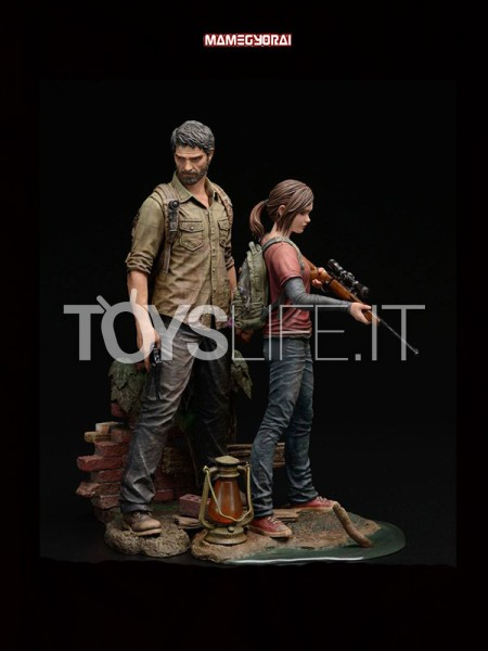 mamegyorai-the-last-of-us-joel-and-ellie-1:9-statue-toyslife-icon