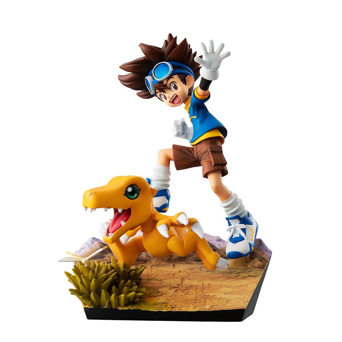megahouse-digimon-adventure-gem-taichi-yagami-&-agumon-20th-anniversary-statue-toyslife-01