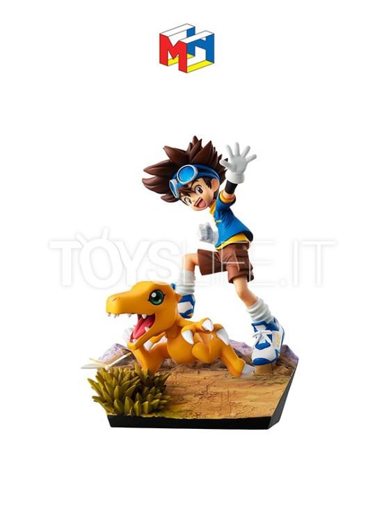 megahouse-digimon-adventure-gem-taichi-yagami-&-agumon-20th-anniversary-statue-toyslife-icon