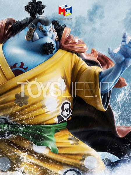 megahouse-one-piece-excellent-model-sa-maximum-jinbe-statue-icon
