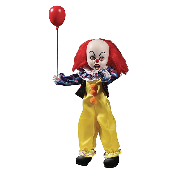 mezco-living-dead-dolls-it-1990-pennywise-toyslife