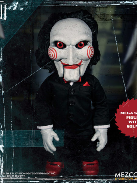 mezco-saw-billy-mega-talking-figure-toyslife-icon