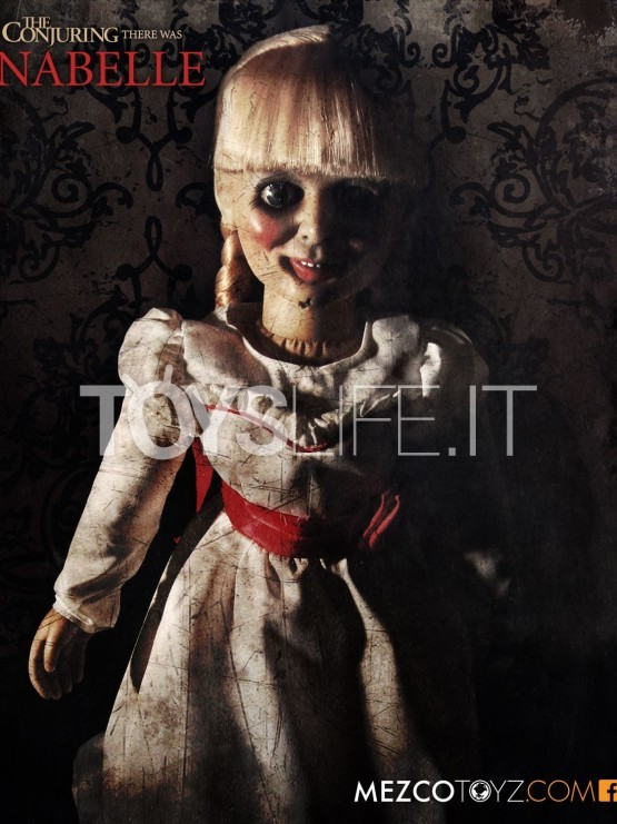 Mezco The Conjuring Annabelle 1 1 Replica Toyslife