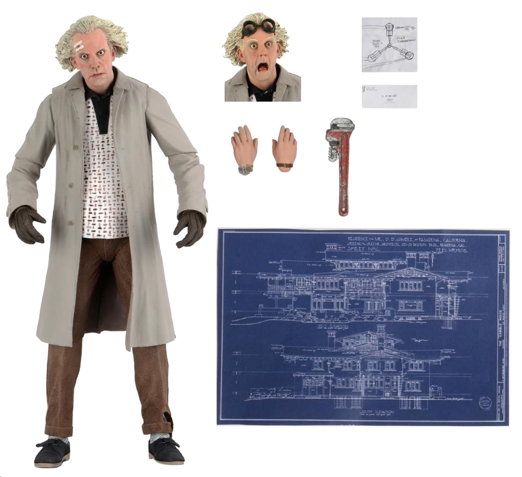 neca-back-to-the-future-doc-brown-utimate-figure-toyslife