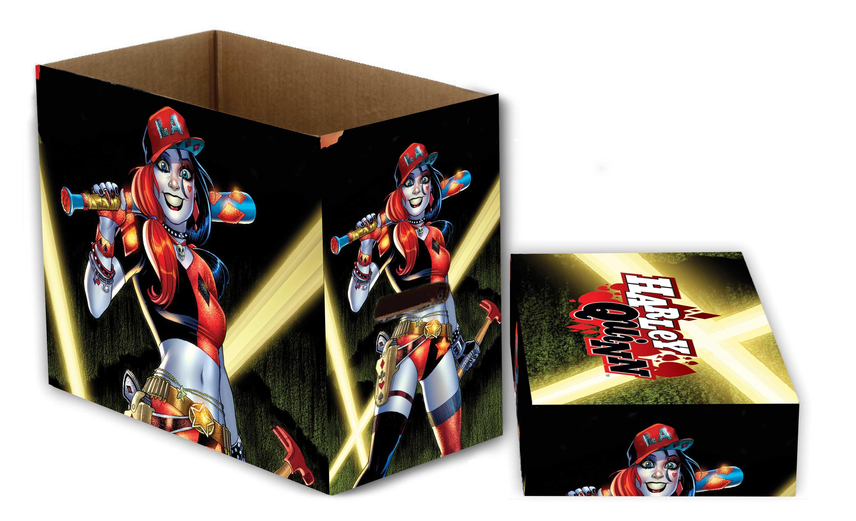 Neca Comics Storage Box Avengers Kingdom Come X Men