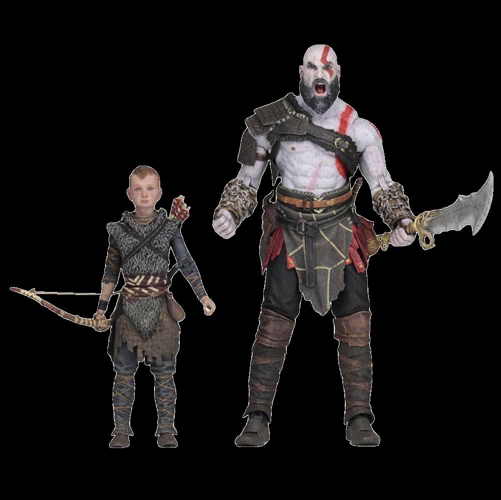 neca-god-of-war-kratos-and-atreus-figures-ultimate-pack-toyslife
