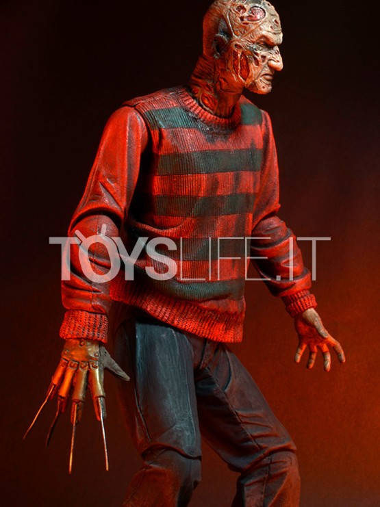 Neca Nightmare On Elm Street Freddy Krueger 30th