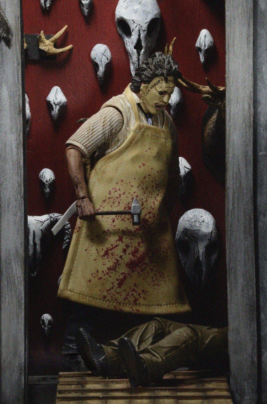 Neca Texas Chainsaw Massacre 40th Anniversary Ultimate