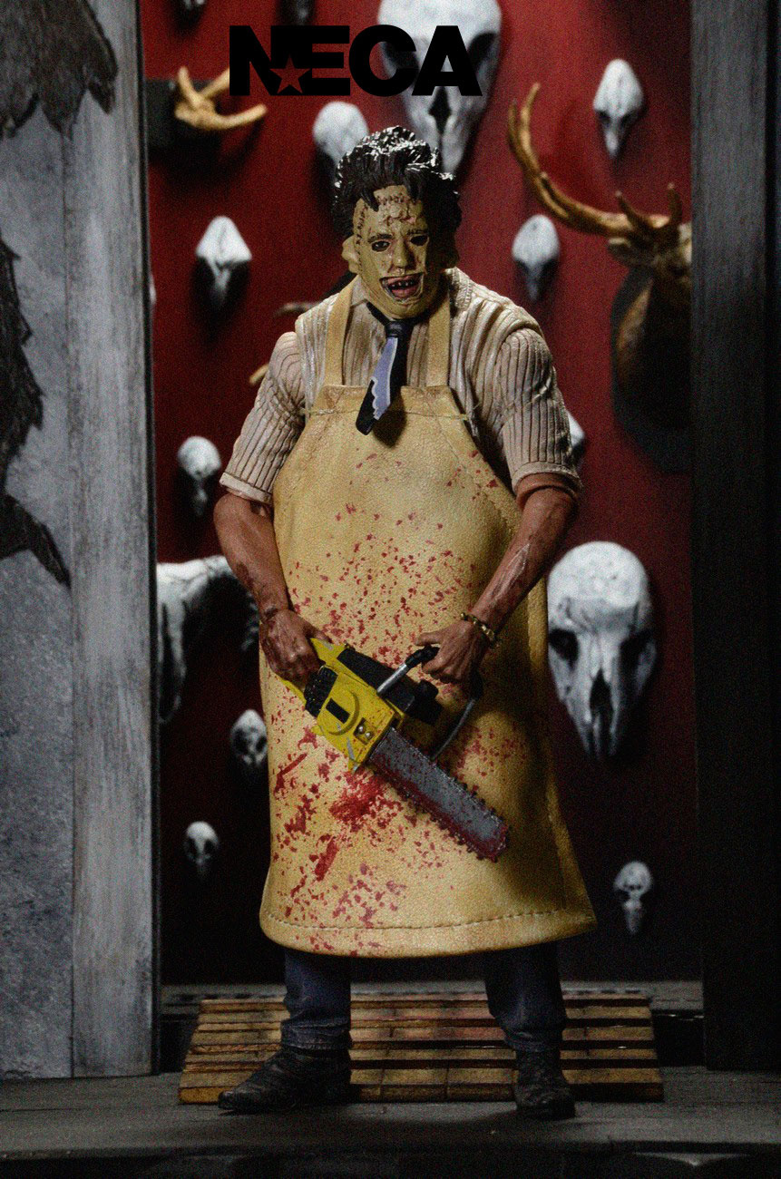 Neca Texas Chainsaw Massacre 40th Anniversary Ultimate