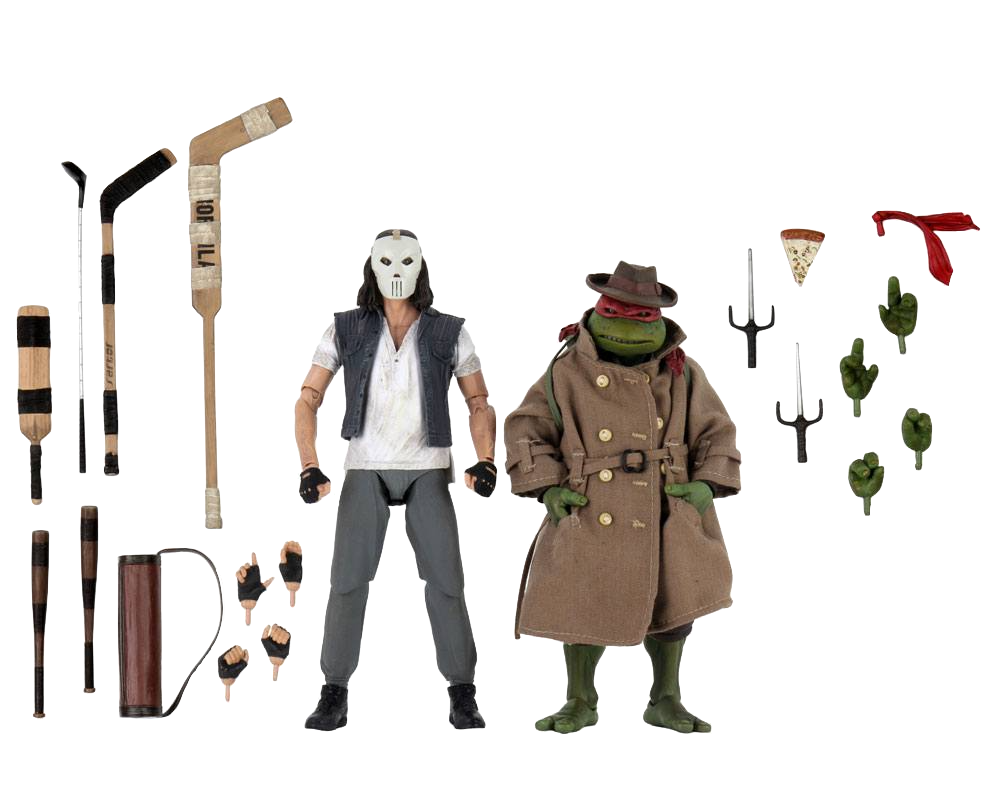 neca-tmnt-casey-jones-and-raphael-in-disguise-2-pack-figure-toyslife