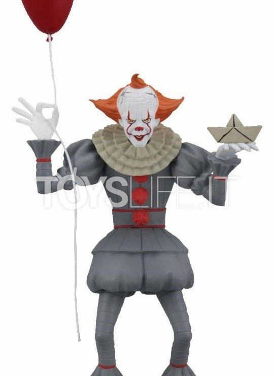 Pennywise 1990 2017 15 cm Neca Action figure set 4 Toony Terrors Freddy Jason