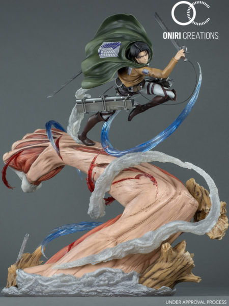 oniri-creations-attack-on-titan-levi-vs-female-titan-statue-toyslife-icon