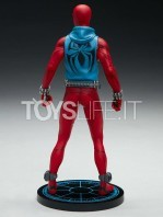 pop-culture-shock-marvel-spiderman-scarlet-spider-1:10-statue-toyslife-04