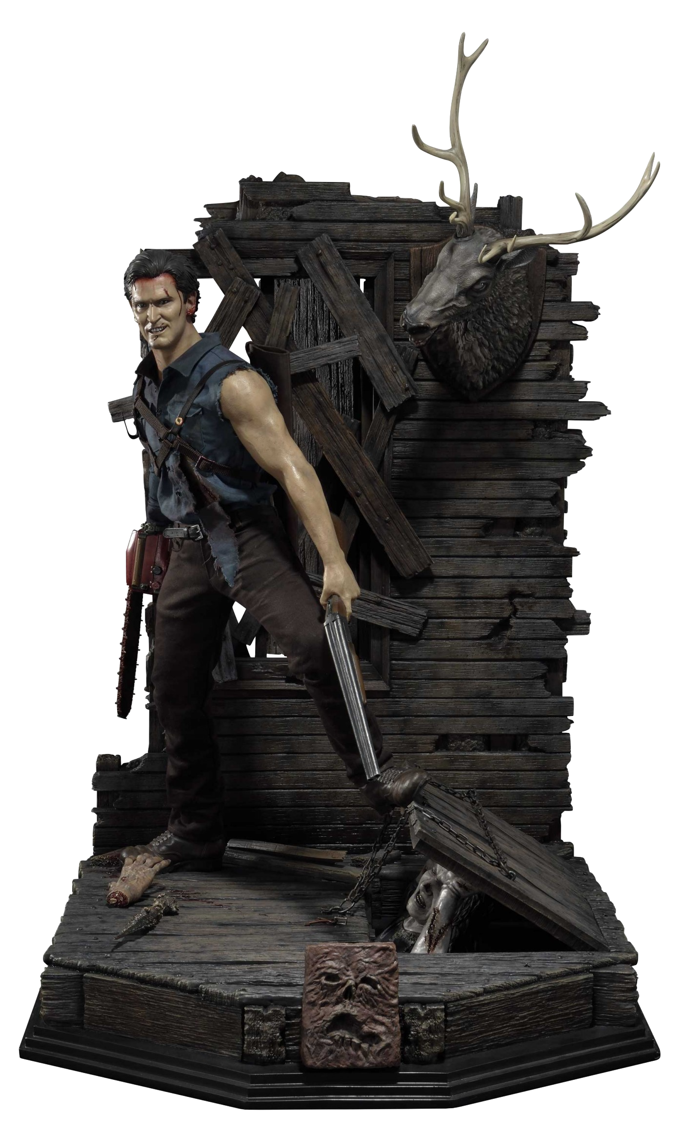prime1-studio-evil-dead-2-ash-williams-1:3-statue-toyslife