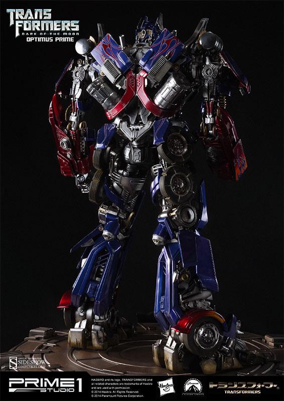 Prime 1 Studio Transformers Optimus Prime Statue Toyslife